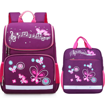 kids bag girls children backpack purple pink school bags orthopedic children waterproof kids bags school backpack 1 grade delune russian backpack school backpack for girls school bag orthopedic kids student bags children school russia backpack bags