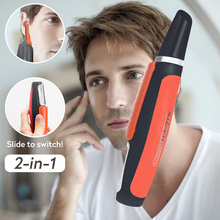 Multi-functional Eyebrow Ear Nose Hair Trimmer Removal Clipp