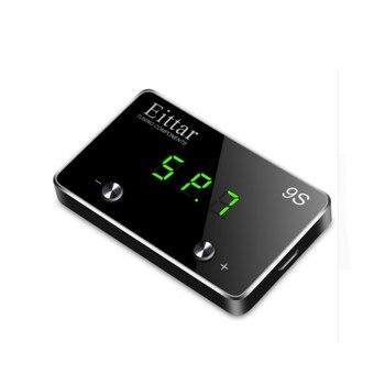 Controlador electrónico del acelerador del automóvil del estilo del coche mando del Pedal del Gas automático 9-modo para Mercedes Benz GLK-CLASS X204 2009 +