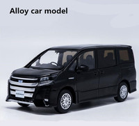 1:30 alloy car models,high simulation toyota NOAH MPV,metal diecasts,toy vehicles,collection model,free shipping