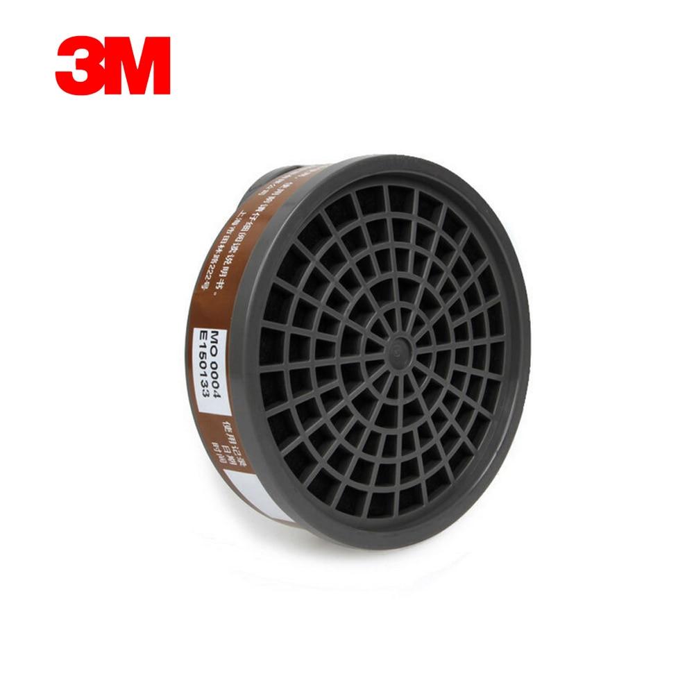 3M-cartucho de filtro de Gas 3301, filtro de pulverización de pintura de Gas orgánico con 3M 3200, mascarilla de polvo, uso para respirador, herramienta protectora