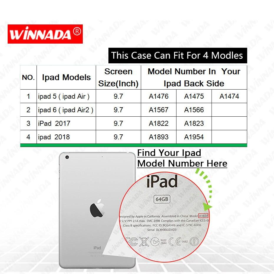For ipad air 2 case lichee grain 360 degree rotate Full Protective Cover Flip For ipad air / For ipad 2017 cover for ipad 2018