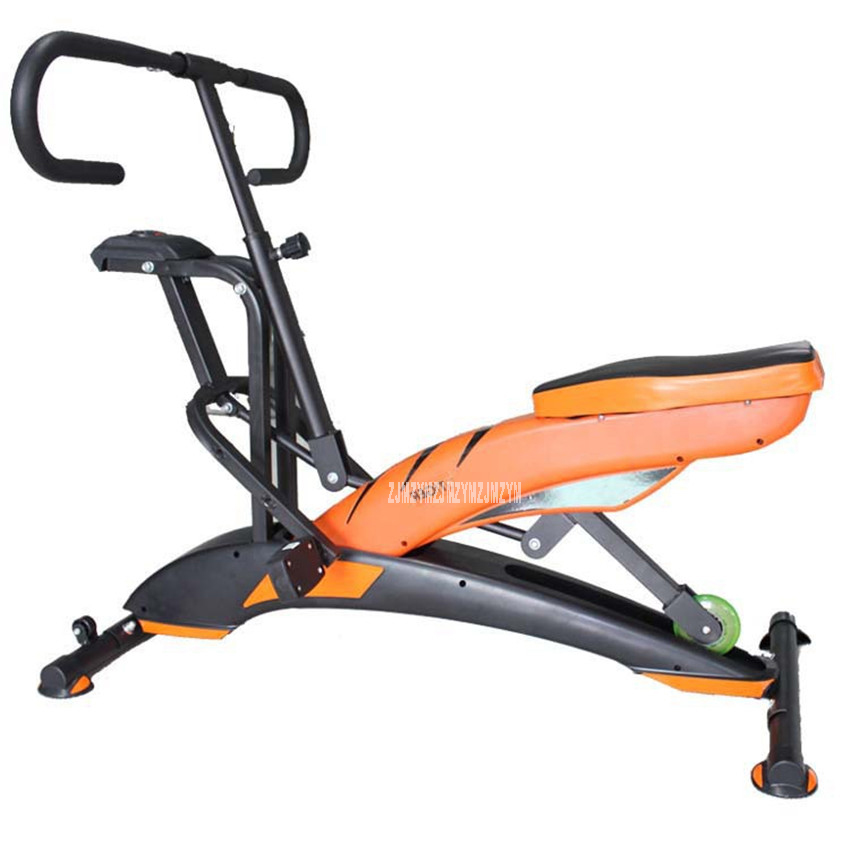 SMS-QMJ Horse Riding Exercise Machine Abdominal Training Fitness Trainer Hips Thighs Weight Loss Training Exercise Equipment