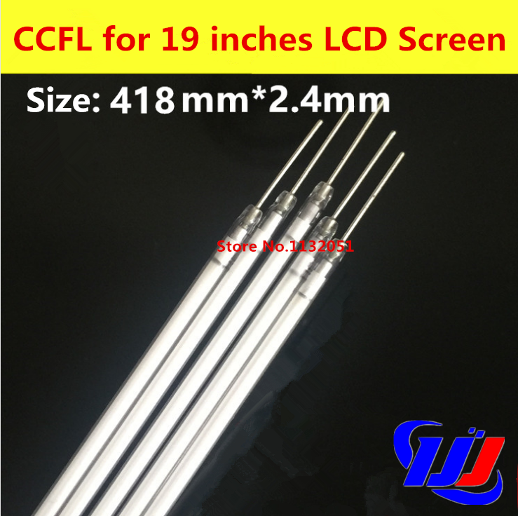 417mm/418mm CCFL Backlight Lamp For 19 Inch 19'' Wide LCD Screen Monitor High Light New