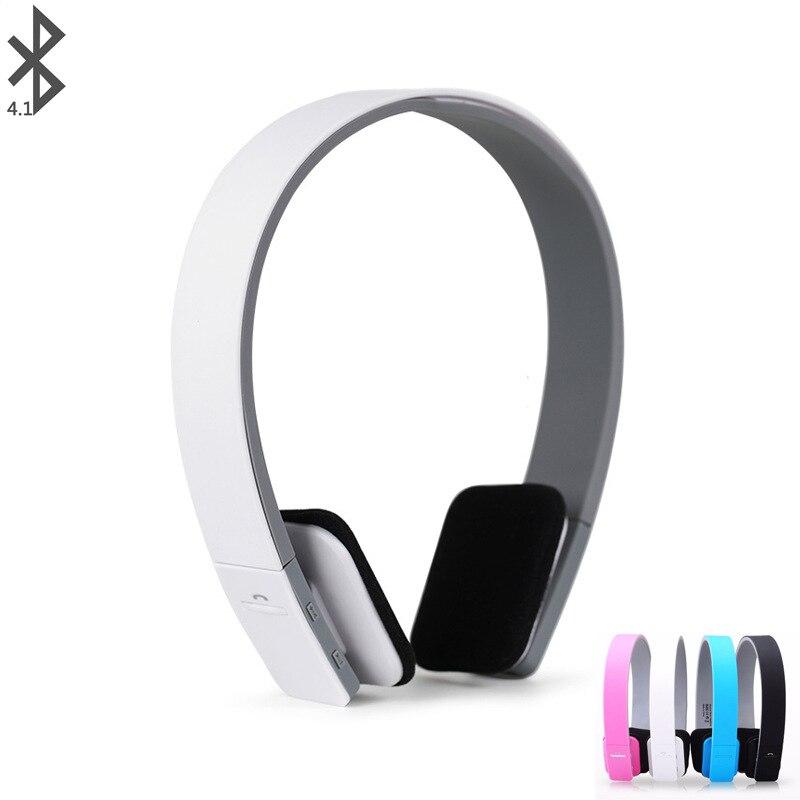 Smart Bluetooth Headset BQ 618 AEC Wireless headphones Support Handsfree with Intelligent Voice Navigation for Cellphone