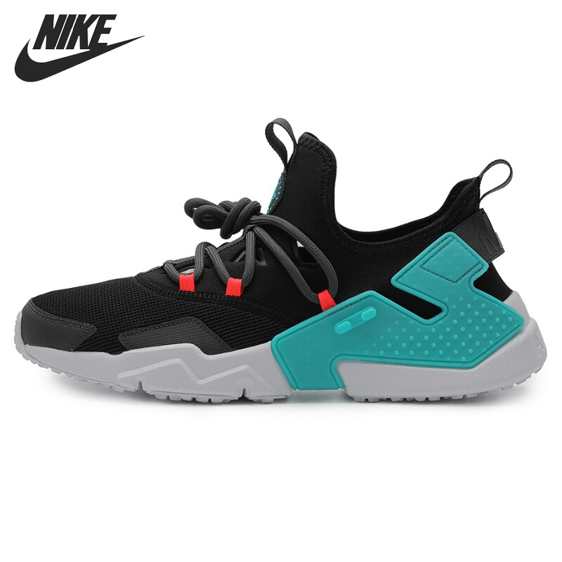 US $134.4 30% OFF|Original New Arrival NIKE AIR HUARACHE DRIFT BR Men's Running Shoes Sneakers in Running Shoes from Sports & Entertainment on