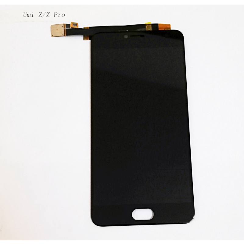 For Original UMI Z LCD Screen Display Touch Screen Digitizer Sensor Assembly Replacement 5 5 quot 1920x1080P For UMI Z Pro Stock in Mobile Phone LCD Screens from Cellphones amp Telecommunications