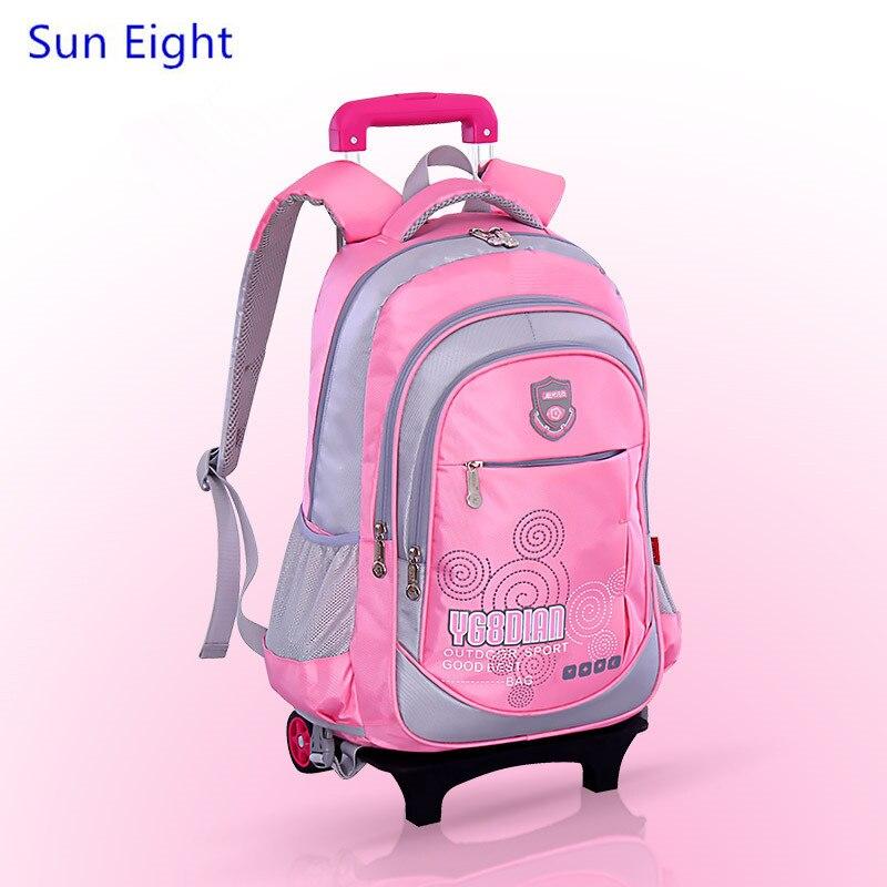 Купить оптом школьные рюкзаки дорожные сумки на колёсах фото