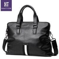 Fashion Genuine Leather Men Shoulder Bags Quality Guaranteed Bostanten Bag Authentic Brand Men Bags Men S