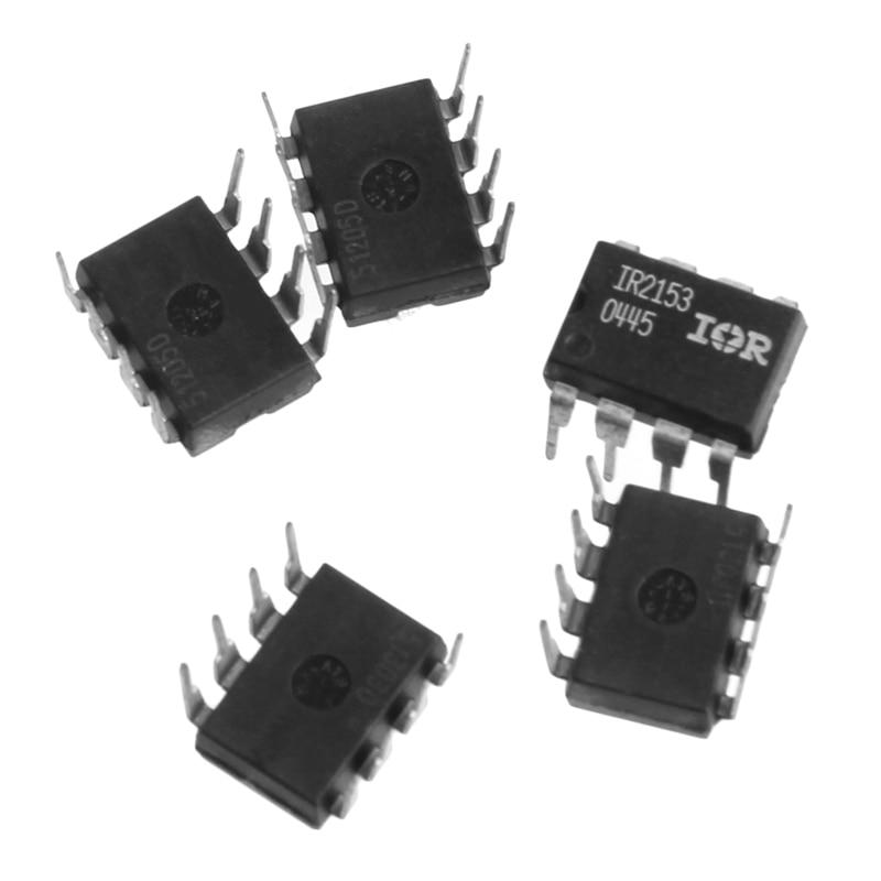 5 Pcs / lot IR2153P IR2153D IR2153 DIP8 Bridge Driver IC-M41