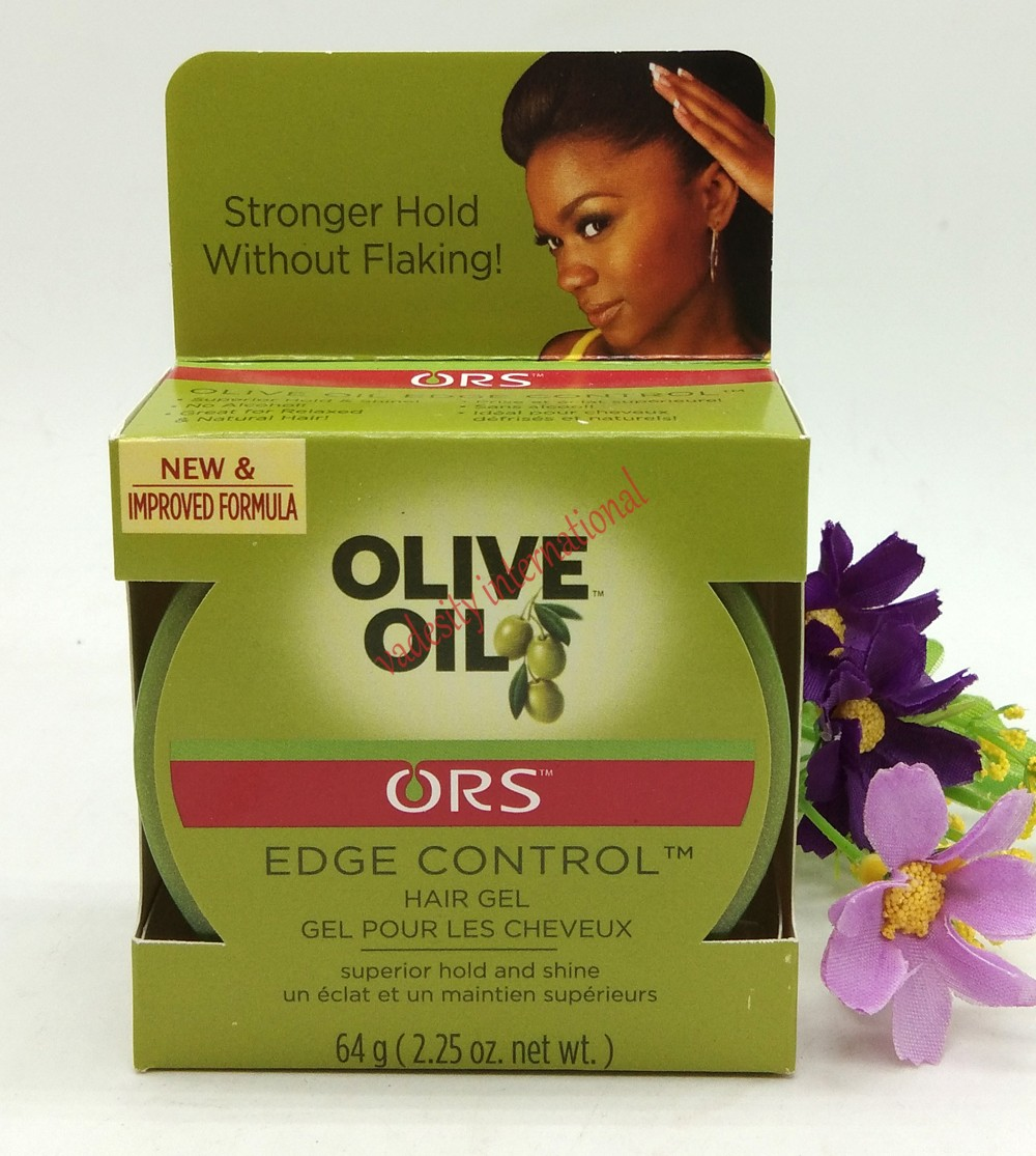 Organic Root Olive Oil Edge Control Hair Gel 64g