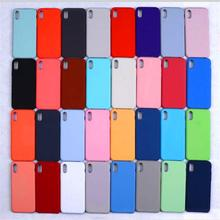 HKGK Luxury Soft Back Matte Color Cases for iPhone 7 plus 8 6 6s X XS max XR 5 5s SE Cases Shockproof TPU For iPhone 11 Pro Max cheap Half-wrapped Case Silicone iPhone Case Apple iPhones iPhone 5 iPhone5c iPhone 6 iPhone 6 Plus IPHONE 6S iPhone 6s plus iPhone 5s