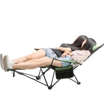 כיסא חוף מעולה מתקפל עם הדום נפתח