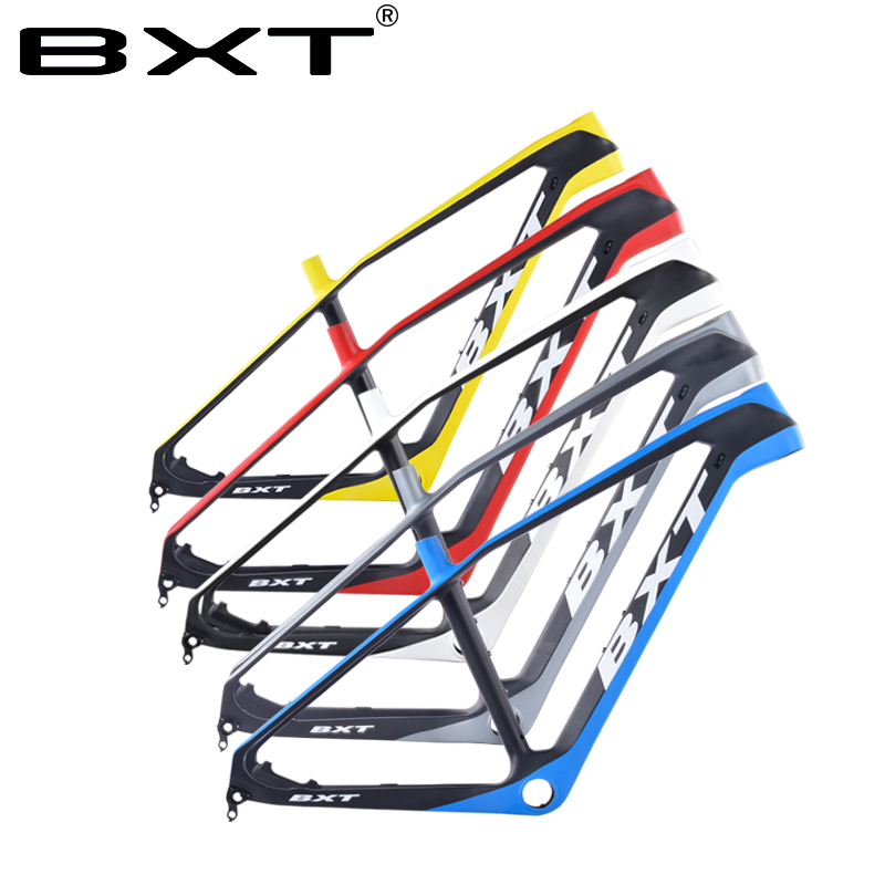 Chinese cheap Carbon mtb frame 27.5er ud 15.5/17/18.5/20 bicicletas mountain bike 27.5 racing used bikes bicycle frame