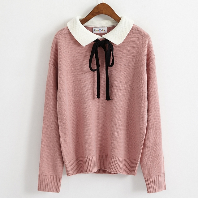 Suéteres para mujer invierno 2017 harajuku kawaii coreano