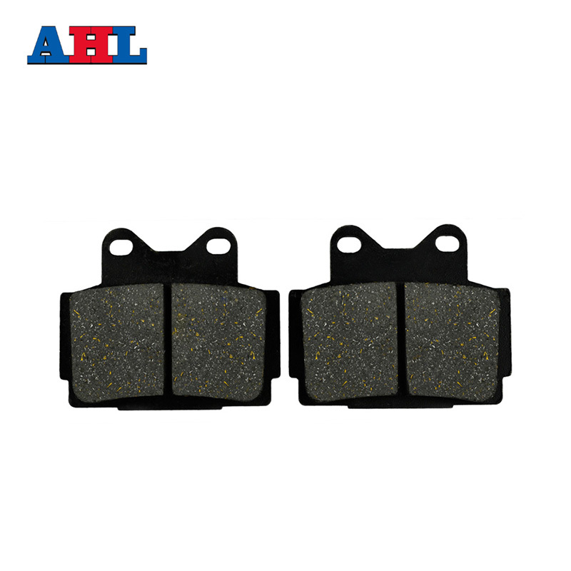 Motorcycle Parts Rear Brake Pads For YAMAHA XJ600 N/S 1992-2003 XJR400 1993-1999 FZ600 1987-88 FZS600 1998-2003 Motor Brake Disk motorcycle brake parts brake pads for honda nv400 nv 400 cj ck steed 1992 1993 front motor brake disks fa124