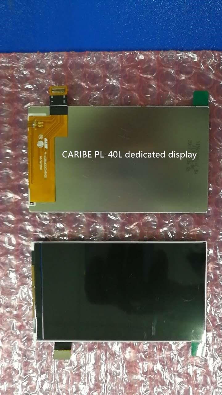 caribe pl 40l polegadas tela de toque capacitivo 01