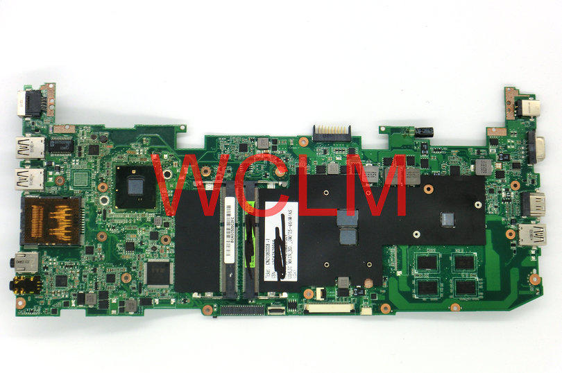 free shipping U36JC GT310M 1GB With I5-460M N11M-GE2-S-B1 mainboard for ASUS U36JC U36J laptop motherboard Tested Working Well