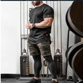 mens cotton shorts casual cargo shorts leisure sportswear man baseball  trousers 2016 New SEOBEAN brand men's boxers