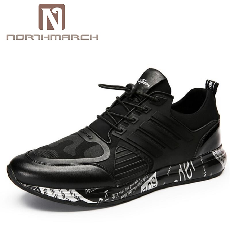 NORTHMARCH New Autumn Fashion Casual Shoes Men Fashion Sneakers Winter Shoes Men's Male Brand Shoes Footwear zapato hombre piel