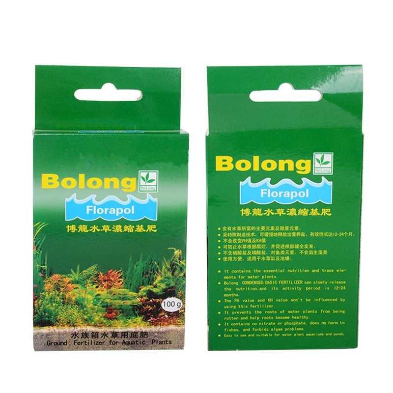 100g Water Plant Root Fertilizer Aquarium Accessories Concentrated Base Manure Growth Fertilizer For Fish Tank Grass Waterweed