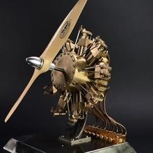 все цены на All-metal nine-star steam engine, engine model, steam engine model онлайн