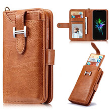 For Samsung Galaxy S8 S10 S9 Plus Note 10 Plus S6 S7 Edge Cases Leather Wallet for iPhone 11 Pro Max X XR XS 6 7 8 6s Plus Cover