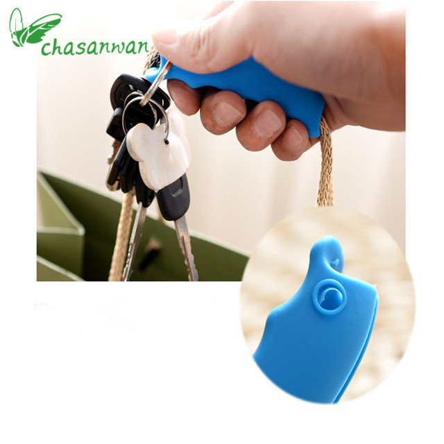 Portable Silicone Handle Reduce The Pressure For Hanging Bag