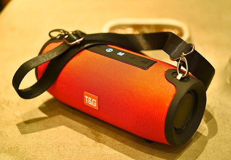 Makescc TG125 xtreme Bluetooth Speaker column fm radio Wireless portable sound box mp3 loudspeaker usb subwoofer aux boomboxMakescc TG125 xtreme Bluetooth Speaker column fm radio Wireless portable sound box mp3 loudspeaker usb subwoofer aux boombox