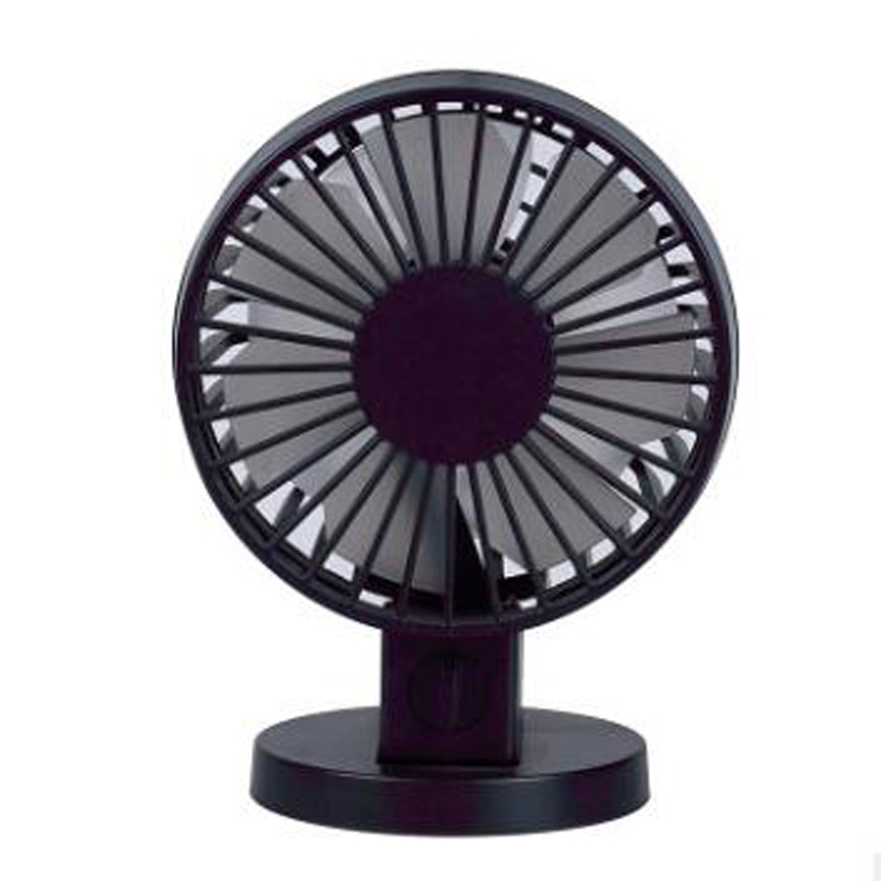 Creative Double-vane Mini USB Fan For Office Home Portable Computer PC Fan Electric Laptop Fan With Double Side Desk Fan Blades