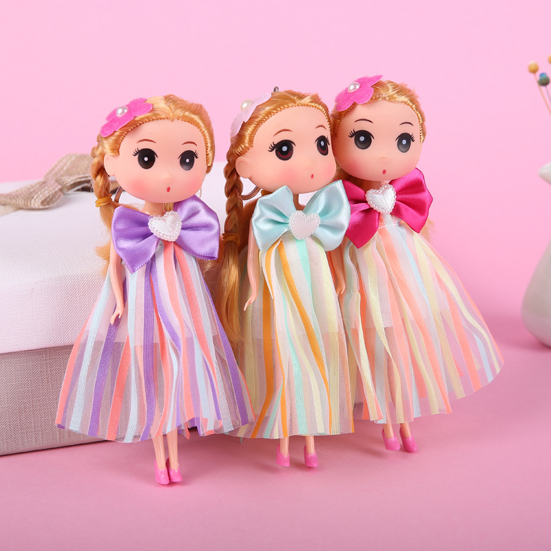 12cm 2019 Hot Sale Kids Toys Soft Interactive Baby Dolls