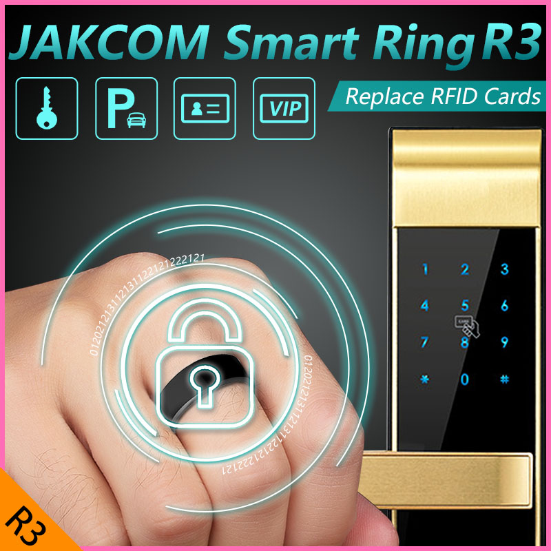 Jakcom R3 Smart Ring smart electronics Ceramic Horizon NFC Original Programmable for Enabled Devices
