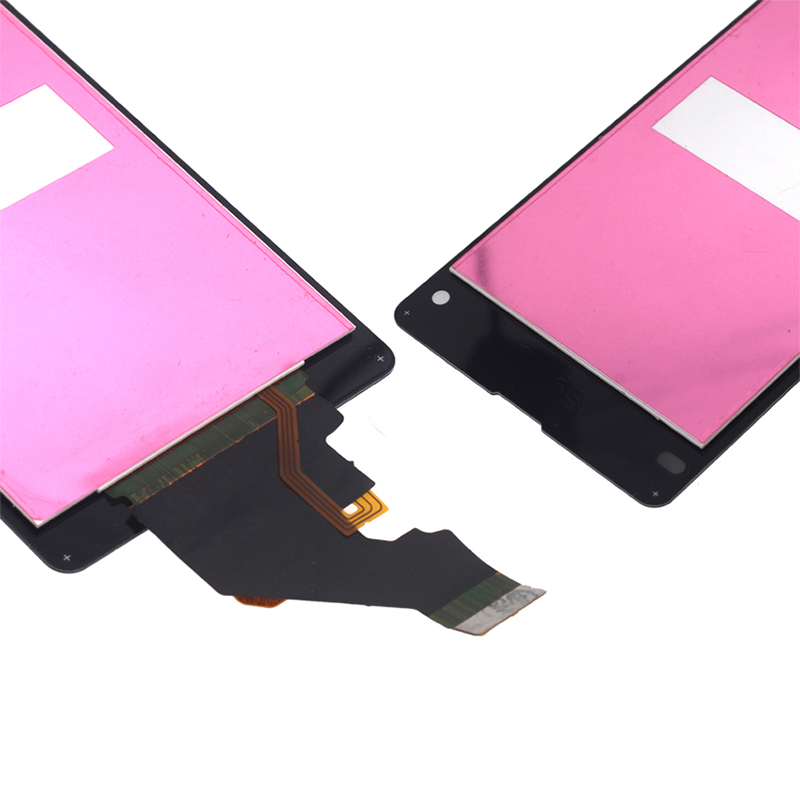 """Image 4 - 4.3"""" AAA quality display For SONY Xperia Z1 Mini D5503 display+touch screen for SONY Xperia Z1 Compact LCD display with frame-in Mobile Phone LCD Screens from Cellphones & Telecommunications"""