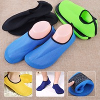 T0 Breathable Mesh Barefoot Socks Men Women Anti Slip Unisex Beach Pool Water Socks Aqua Shoes