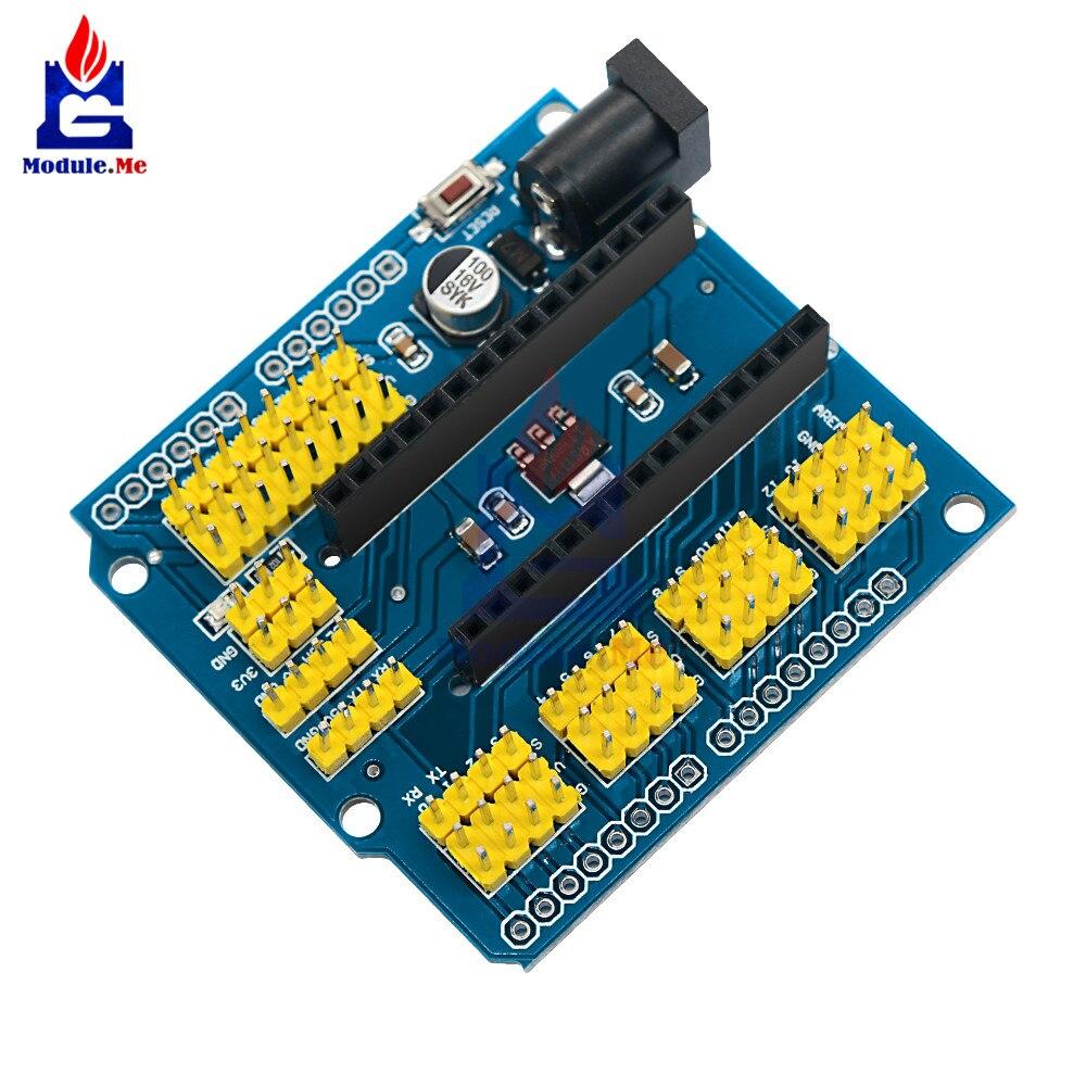 Esp8266 Esp 12 12f Ch340g Ch340 V2 Usb Wemos D1 Mini Wifi 50 Prototype Pcb Circuit Panel Solder Diy 50x70 Board Nano I O Io Expansion Sensor Shield Module For Arduino Uno R3 V3