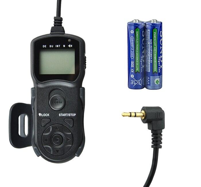 Jjc TM-I трехпроводной - функция жк-таймер пульт дистанционного управления для сигма SD-14 SD-15 как CR-21