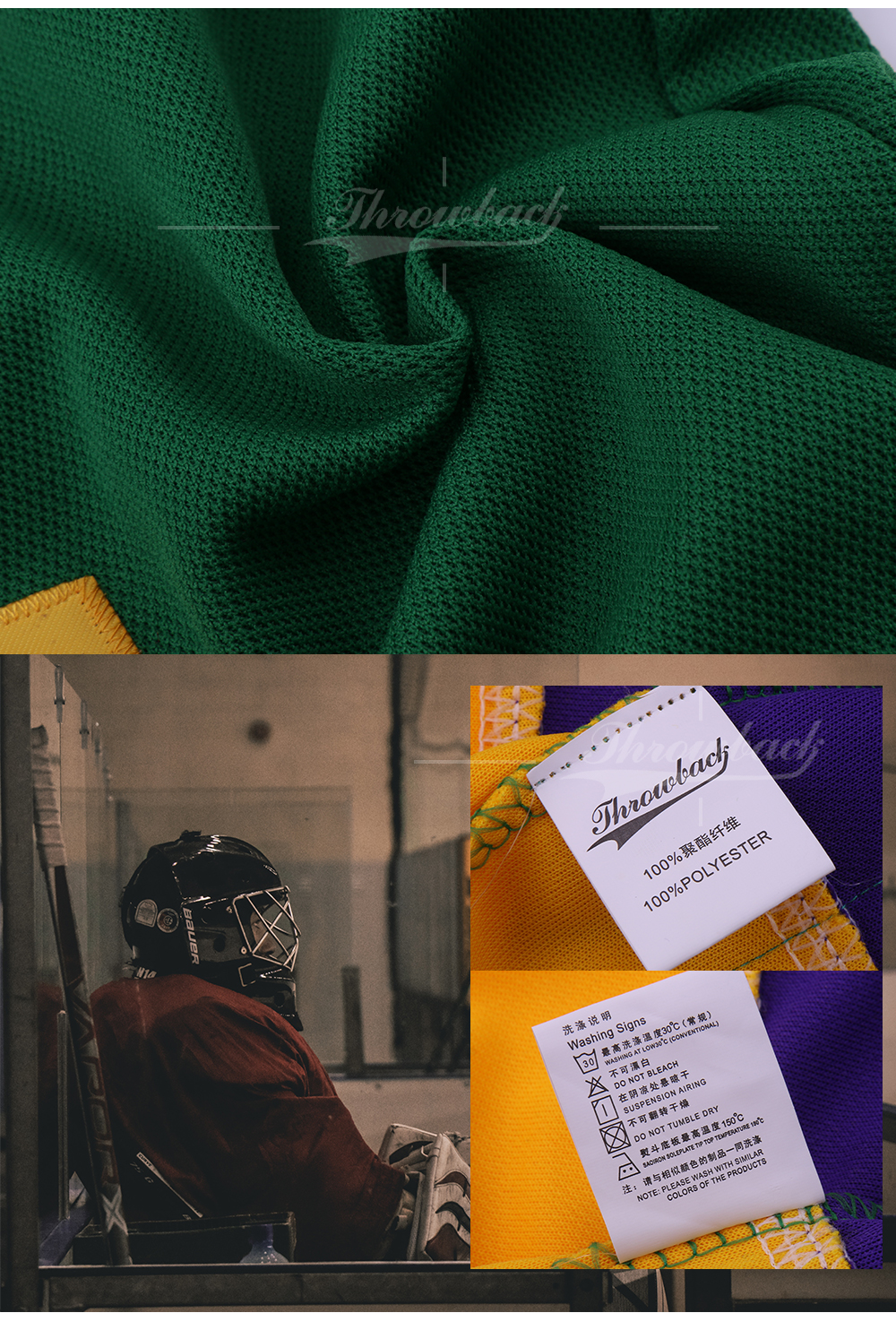 b678ca7f072 Detail Feedback Questions about Throwback Jersey Men's mighty ducks ...