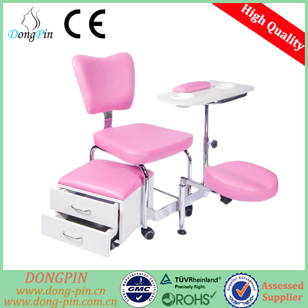 Manicure And Pedicure Table Practical Nail Spa In Art Equipment