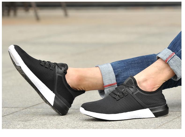 UNN Unisex Running Shoes Men New Style Breathable Mesh Sneakers Men Light Sport Outdoor Women Shoes Black Size EU 35-44 29