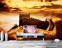 Chinese ancient architecture city wallpaper papel de parede,hotel restaurant living room tv sofa wall bedroom 3d wallpaper mural