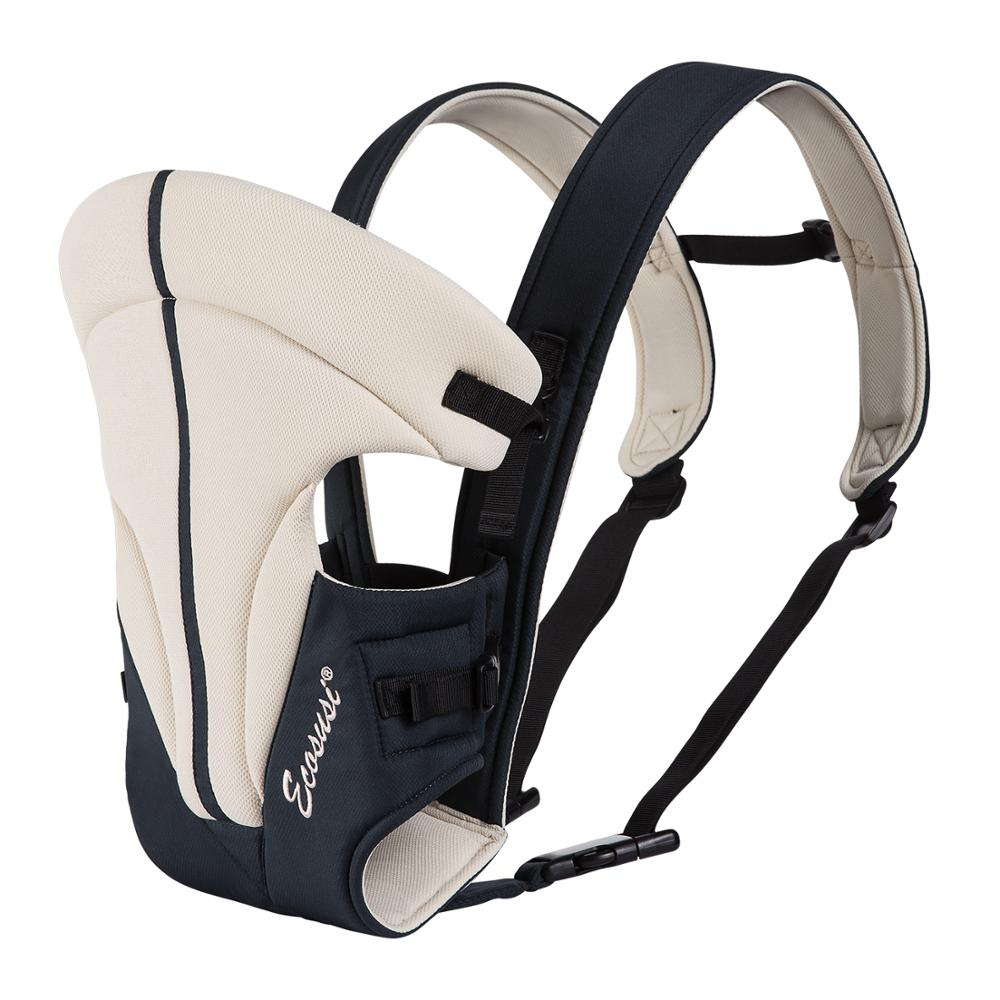 Mommore Ergonomics Baby Carrier -Front And Back Baby Carrier Sling Backpack For 3-14Months Infant Baby Wrap Pouch Sling