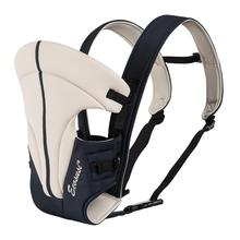 mommore Ergonomics Baby Carrier -Front and Back Sling Backpack for 3-14Months Infant Wrap Pouch