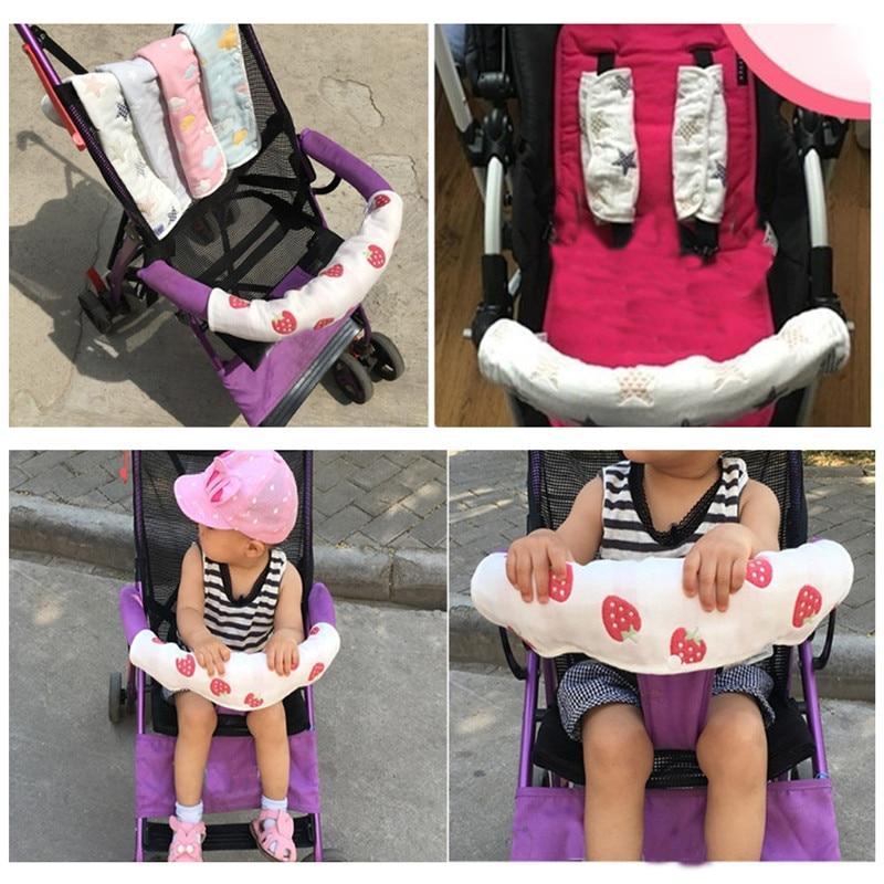 Universal protective cover for handlebar stroller handle Pink Sparkles stroller Janabeb/é/®
