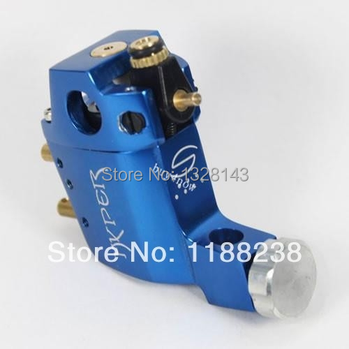 Professional Stigma Hyper V2 Rotary Tattoo Machine for Liner & Shader strong power high quality Blue supply high quality bishop stigma hyper alloy