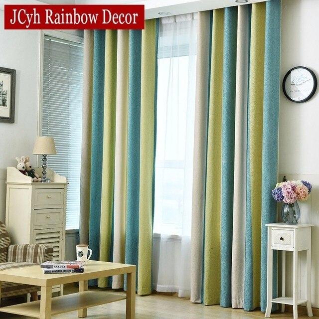 Koop jcyh moderne kleur verduisterende for Gordijnen voor slaapkamer