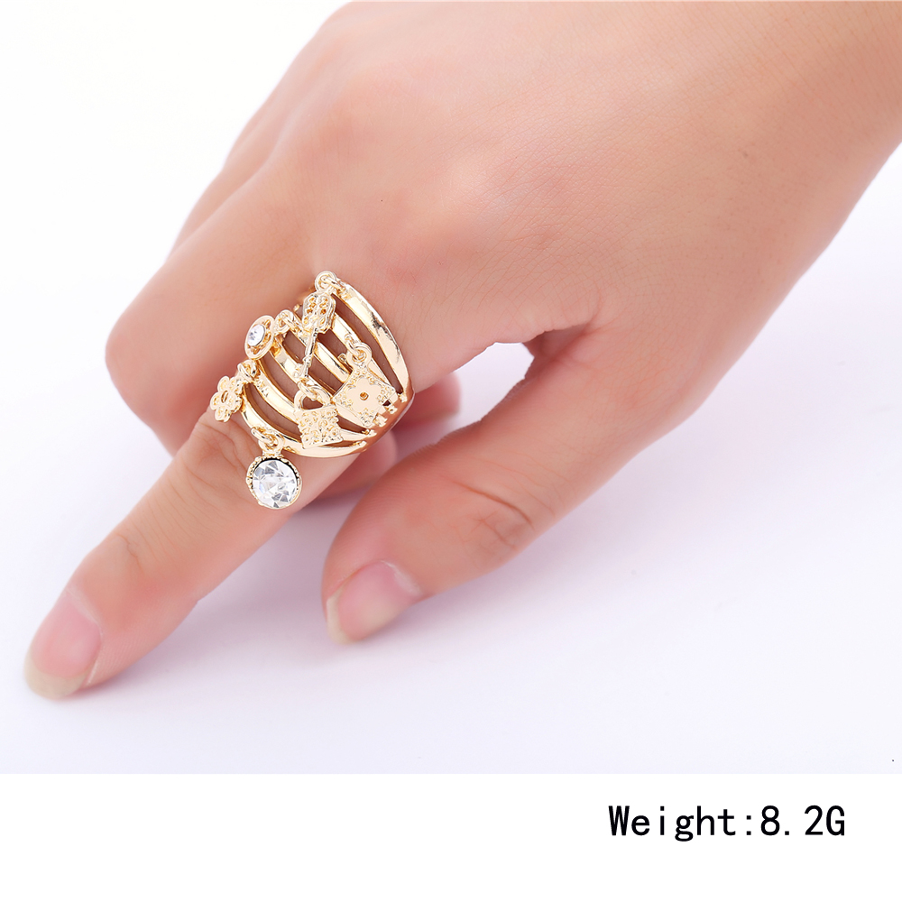 Elegant Women Finger Ring Fashion Jewelry Accessories Latest High ...