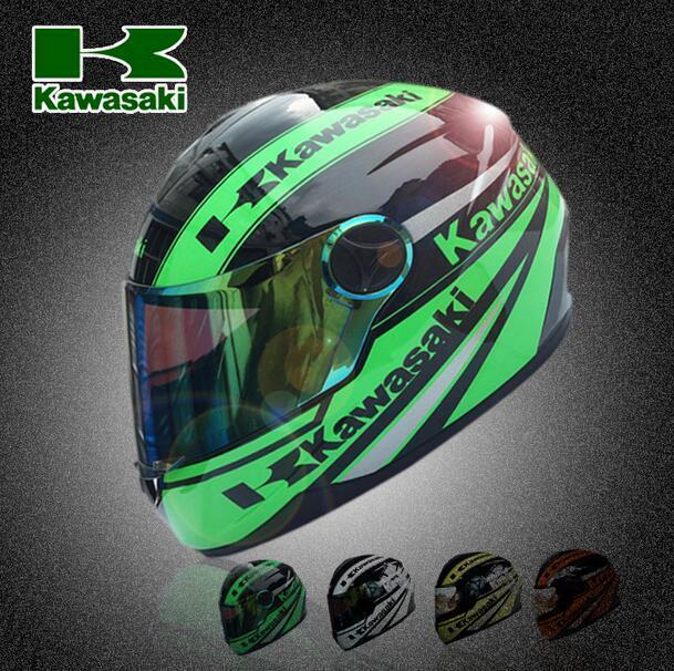 Free shipping for Full Face Helmet Classic Motorcycle Helmets motociclistas capacete Kart Racing Helmet ECE jhjrt