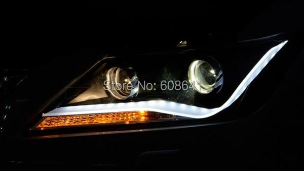 2012-13 il Camry Aurion TOYOTA LD V2 üçün LED şeridi - Avtomobil işıqları - Fotoqrafiya 5