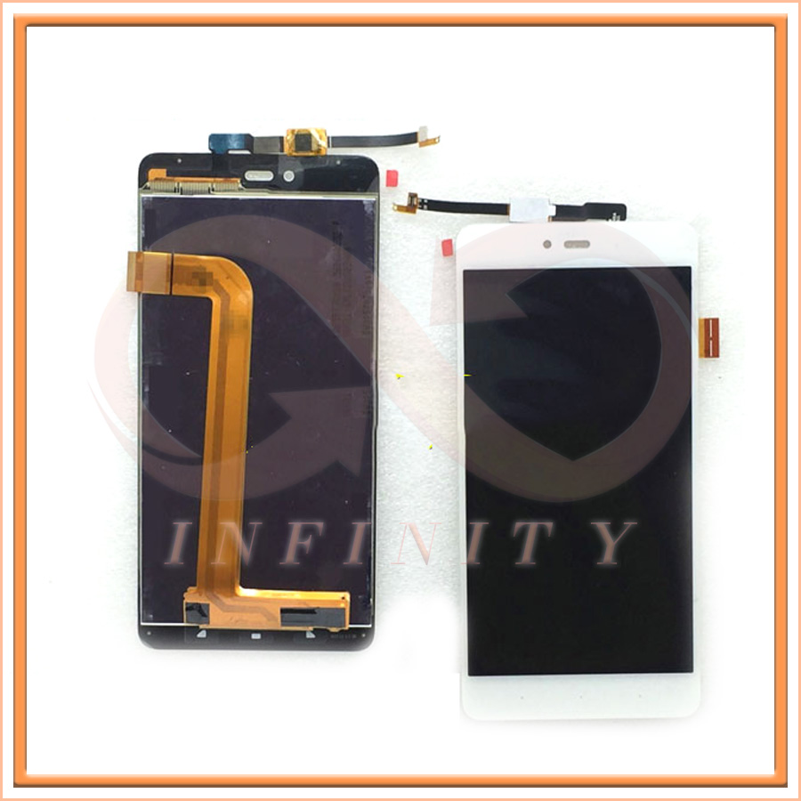 100 Tested Original Display For Smartisan U1 YQ601 Full LCD Screen Touch Panel Glass Digitizer Two