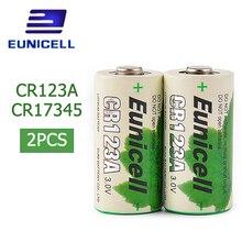 2pcs/lot CR123A 16430 CR 123A CR17345 KL23a VL123A DL123A 5018LC EL123AP SF123 3V Non-Rechargeable 1400mAh Lithium Battery 2pcs pkcell 2 3a cr123a lithium li mno2 battery equal cr123 123a cr17345 cr17335 kl23a vl123a dl123a 5018lc el123ap batteries